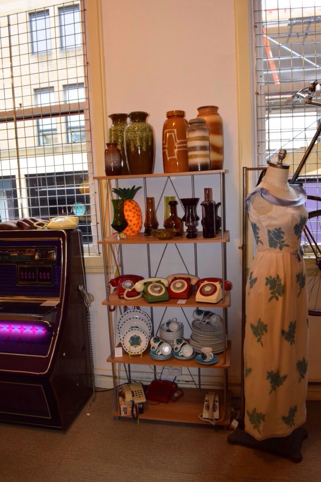 space retro vintage shop harrogate uk destination