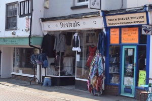 Great clothing shop on the main street