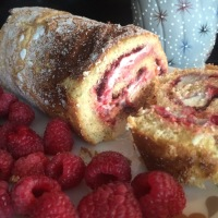 Mrs Beeton's Swiss Roll Recipe - Easier Than I Thought and a Life Lesson Learned!