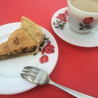 My Wish Vintage Kitchen Baking Day - Mrs Beeton's Bakewell Tart