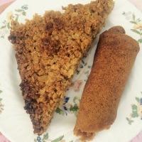 Wish Vintage Bakes Marguerite Patten's Brandy Snaps