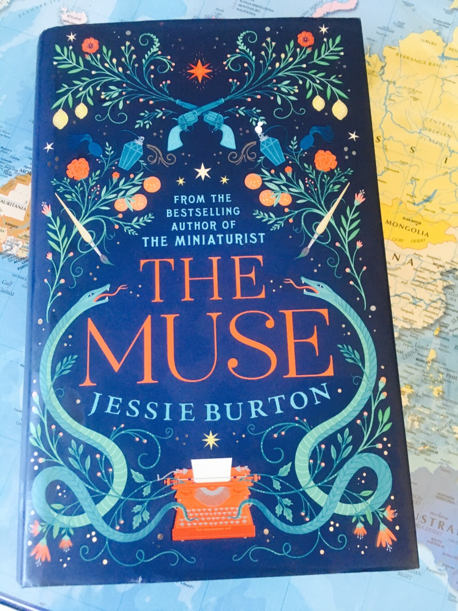 The Muse - Jessie Burton - Book Review