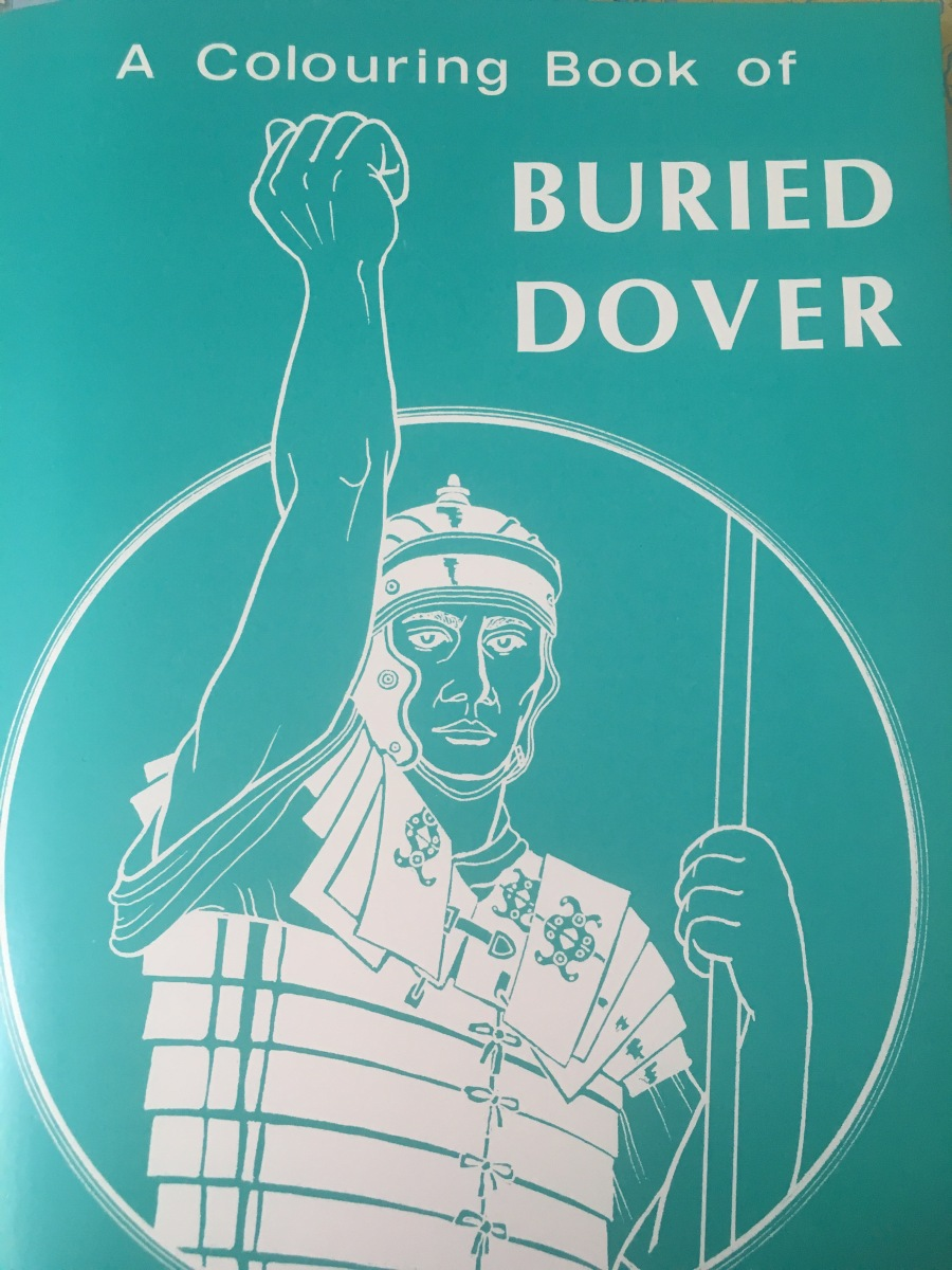 What We Did This Weekend... Dover's Roman History