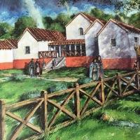 What We Did This Weekend - Lullingstone Roman Villa
