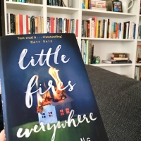 Little Fires Everywhere - Celeste NG - Book Review