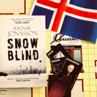 Snow Blind by Ragnar Jonasson #bookreview #crimefiction