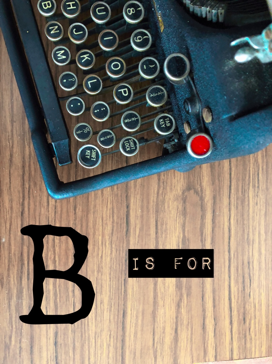 A-Z of Crime Fiction... B is for Father Brown #crimefiction