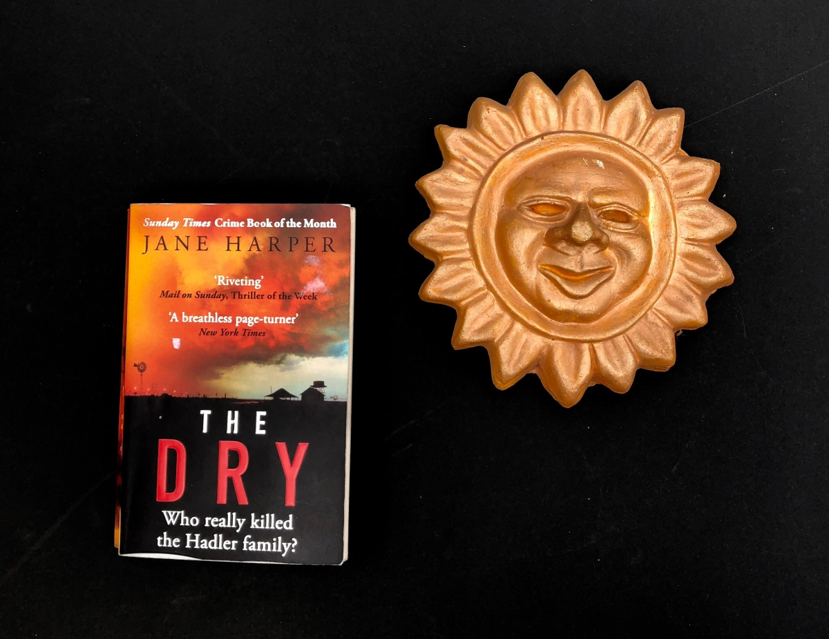 The Dry by Jane Harper - #bookreview #crimefiction