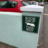 Marrin's Bookshop in Folkestone - Bookshop Challenge 2018