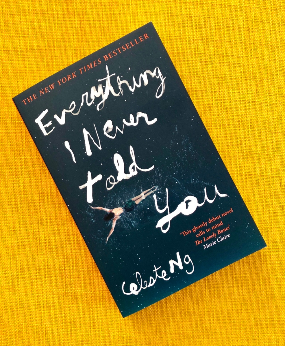 Everything I Never Told You by Celese NG - #bookreview