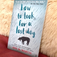 How To Look For A Lost Dog by Ann M Martin - #bookreview #actuallyautistic #childrensfiction