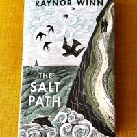 The Salt Path by Raynor WINN - #bookreview #memoir #southwestcoastalpath