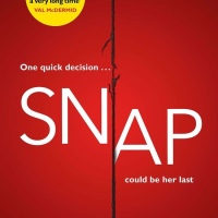 Snap by Belinda Bauer - #bookreview #crimefiction #manbookerprize