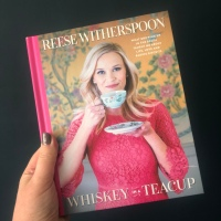 Whiskey in a Teacup by Reese Witherspoon - #bookreview #whiskeyinateacup #reesewitherspoon