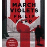 March Violets by Philip Kerr - #bookreview #crimefiction