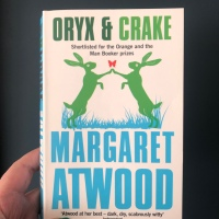 Oryx and Crake by Margaret Atwood #bookreview